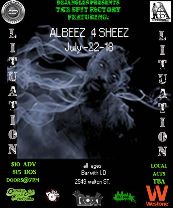 Spit Factory Feat. Albeez 4 Sheez