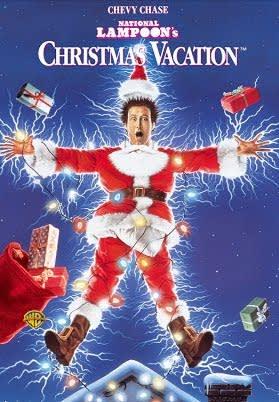 Christmas Dinner & Movie