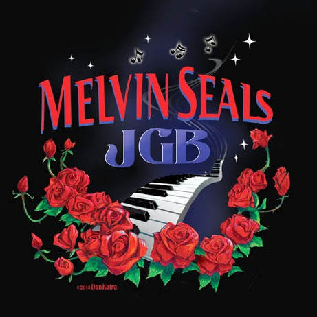 Melvin Seals and JGB / Harmonious Junk