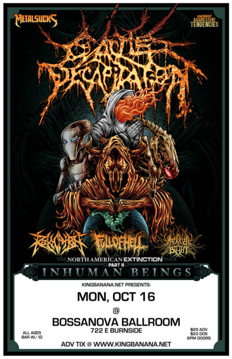CATTLE DECAPITATION,