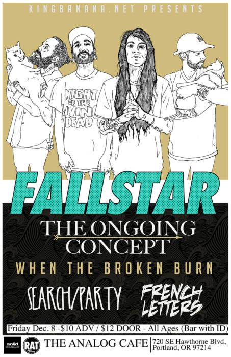 FALLSTAR / THE ONGOING CONCEPT