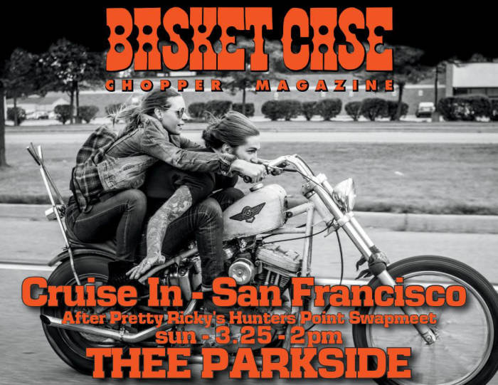 Basket Case Magazine Cruise In