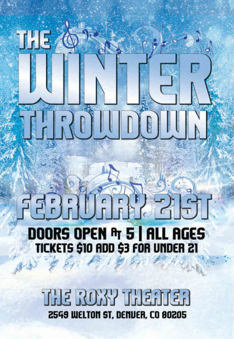 The Winter Throwdown