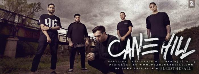 Cane Hill / Sharptooth / Afterlife / Feverwar