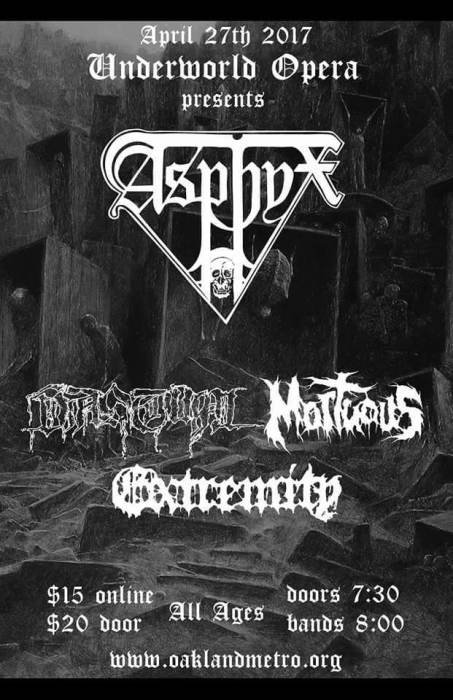 Asphyx -
