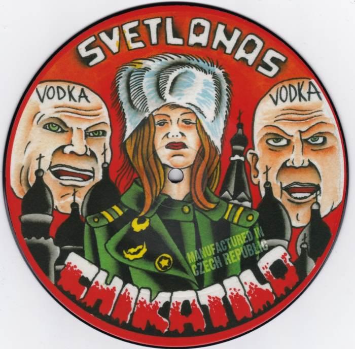 SVETLANAS (Russian Punk Rock!) | Show Me The Body | B L A C K I E | Otonana Trio (Japan) | AR-15