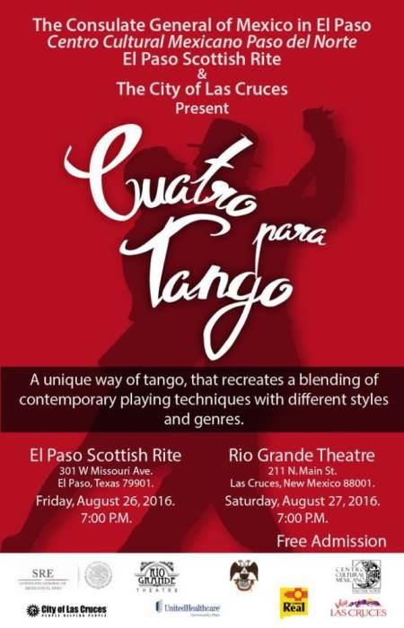 Four for Tango ( Cuatro para Tango)