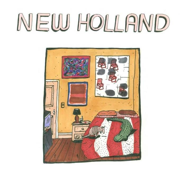 New Holland, Guts Club, RNIE, tba