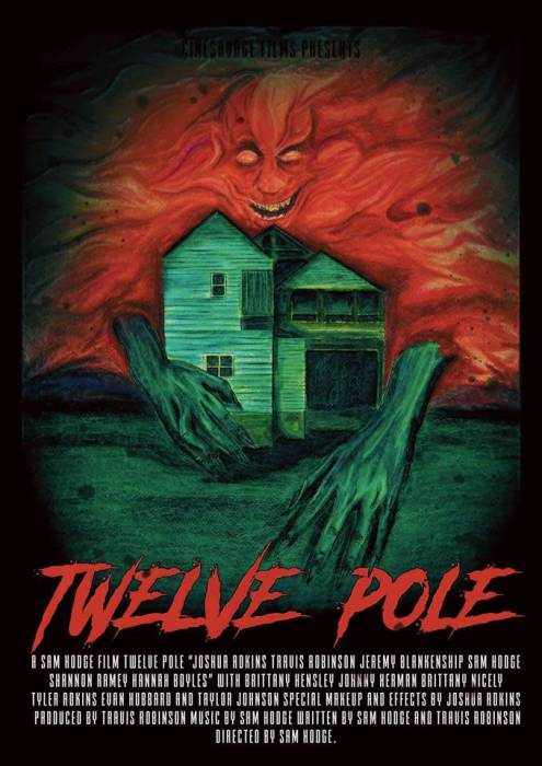 Twelve Pole screening at The V Club