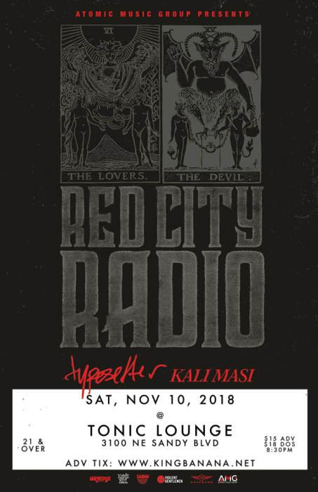 RED CITY RADIO,