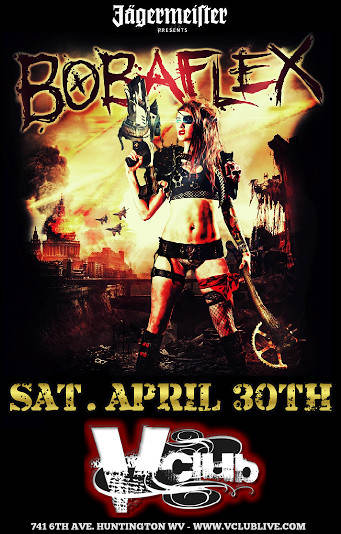 Bobaflex / A Time Forgotten / Mad Anthony / FeverWar / Grindhouse