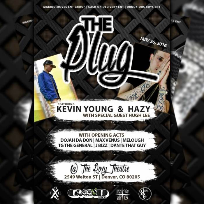 The Plug feat. Kevin Young and Special Guests