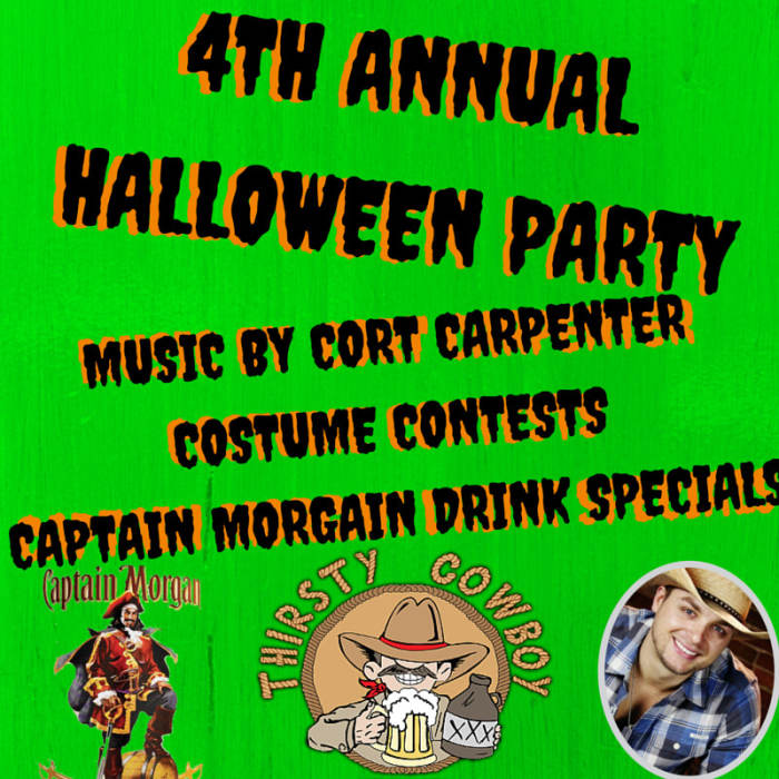 4th Annual Halloween Party