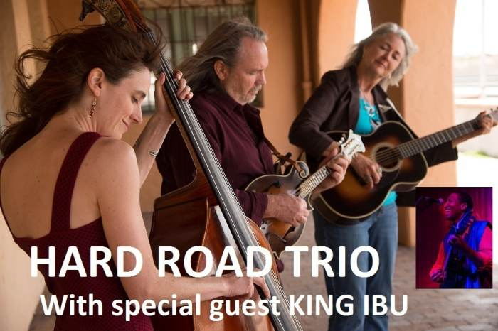 Hard Road Trio  New CD Release Concert