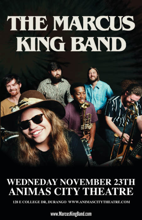 The Marcus King Band w/ Special Guests