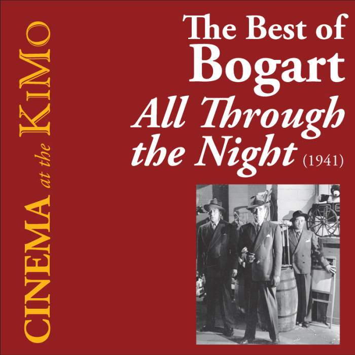 All Through the Night (1941)