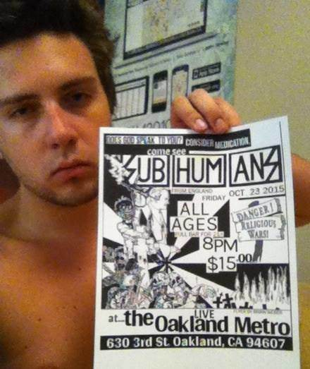 SUBHUMANS, La Plebe, Love Songs