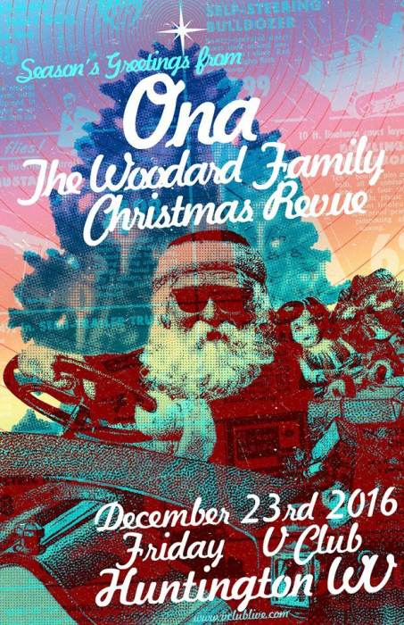 Ona / The Woodard Family Christmas Revue