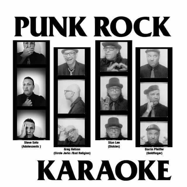 Punk Rock Karaoke (Soto,Hetson,Lee,Pfeiffer)