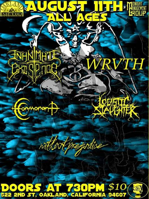 Inanimate Existence/ WRVTH/ Logistic Slaughter