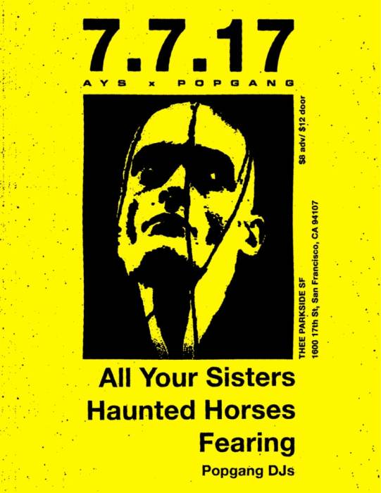 All Your Sisters, Haunted Horses, Fearing