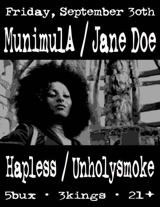 MunimulA  / Jane Doe