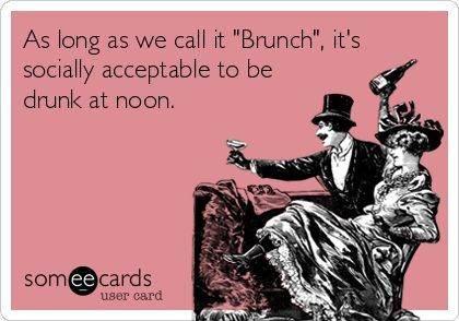 Sunday Brunch!