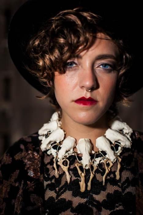 Rachel Kate | Dark Sparkle | Grannia Griffith