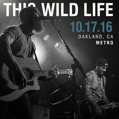 This Wild Life - Low Tides Tour plus Have Mercy, Movements