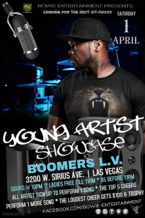 Young Artist Showcase - Hit Maker Competition