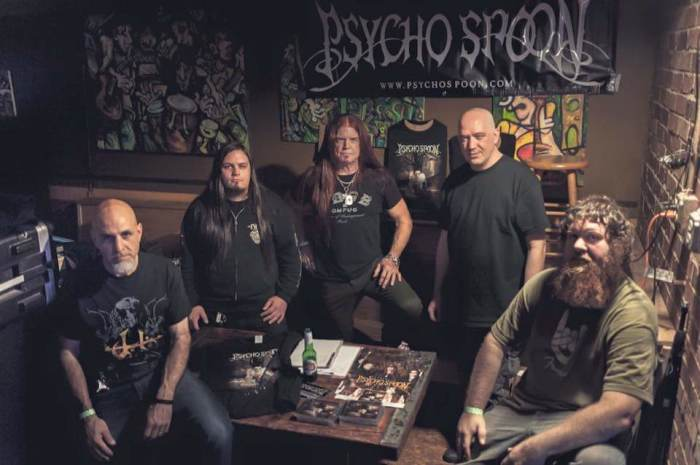 Psycho Spoon feat. members of Nile with Massacre Machine & The Fast Mothers
