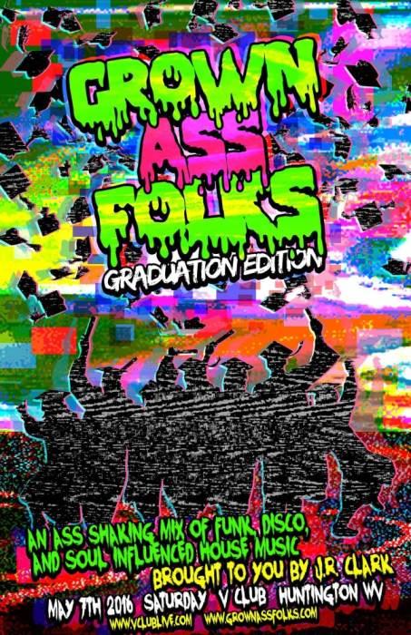 Grown Ass Folks: Graduation Edition