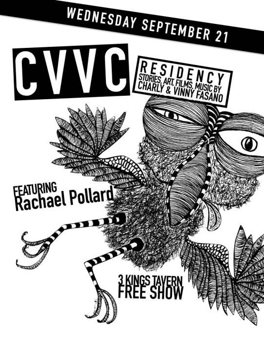 CVVC RESIDENCY