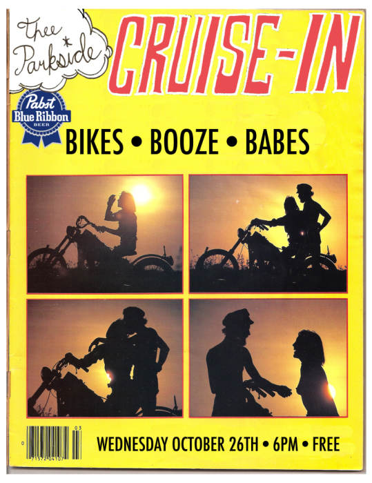 Cruise In: Bikes, Booze & Babes