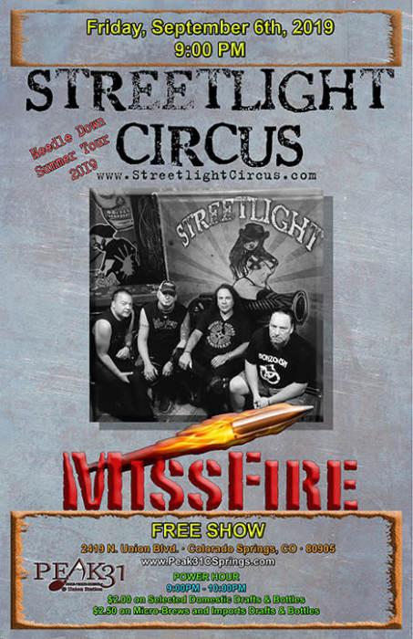 Streetlight Circus / MissFire