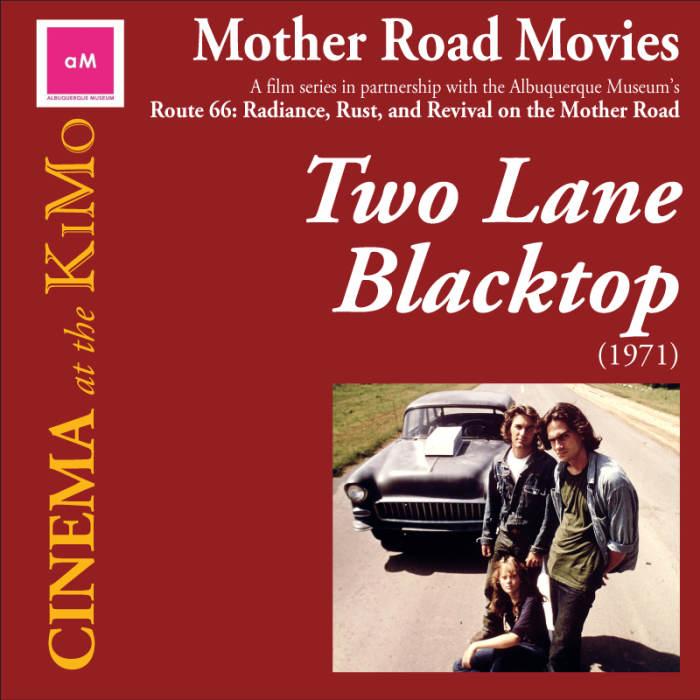 Two Lane Blacktop (1971)