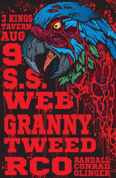GRANNY TWEED