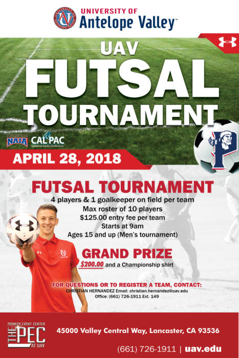 UAV FUTSAL TOURNAMENT