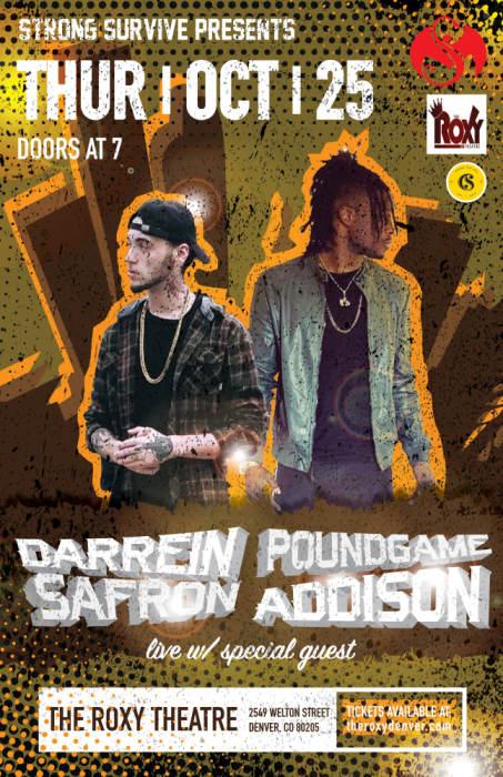 PoundGame Addison & Darrein Safron