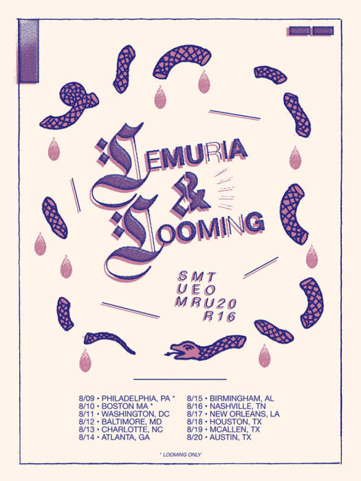 Lemuria | Looming | Name Calling - EARLY SHOW!!!
