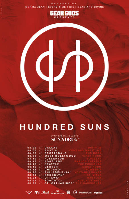 HUNDRED SUNS,