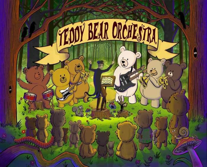 Teddy Bear Orchestra, Diesel Dudes, Oinga Boinga