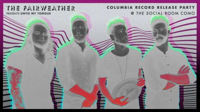 Things On TV + The Fairweather (Record Release Party)