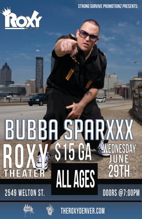 Bubba Sparxxx