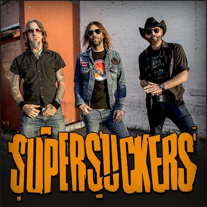 The Supersuckers, Armageddon Man, Riot Agents, Vagrant Stomp, The GAZMS, Plus DJ Skidmark