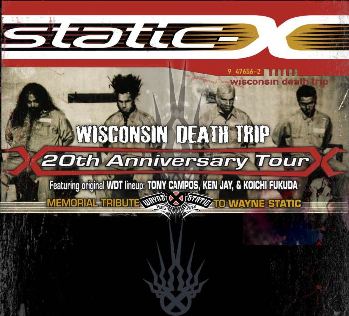 Static-X & DevilDriver *SOLD OUT*