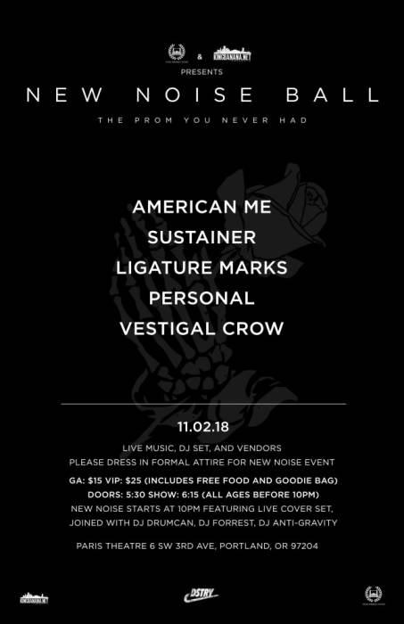 AMERICAN ME & SUSTAINER (DUAL ALBUM RELEASE)