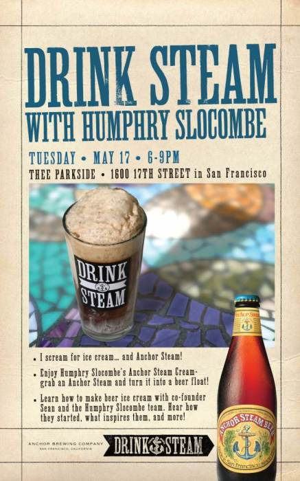 Drink Steam with Humphry Slocombe