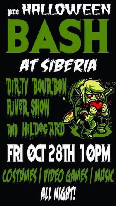 Dirty Bourbon River Show | Hildegard