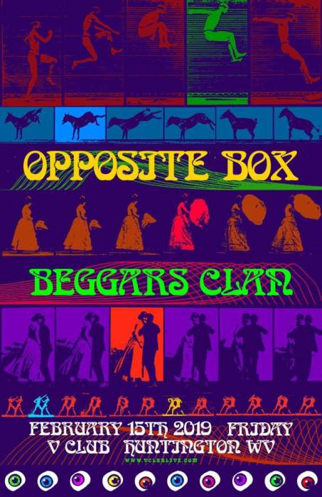 Opposite Box / Beggars Clan